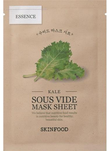 Skinfood Kale Sous Vide Mask Sheet Renksiz